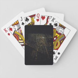 City Lights Playing Cards