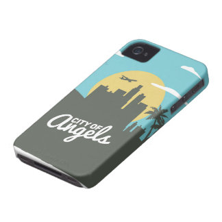 City of angels IPhone4 Barely There Universal Case