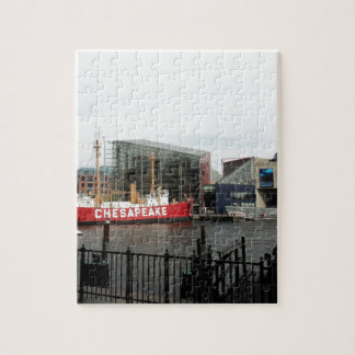 City of Baltimore Jigsaw Puzzle