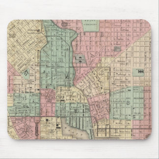 City of Baltimore, Maryland Mouse Pad
