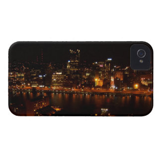 City of Black and Gold Case-Mate iPhone 4 Cases