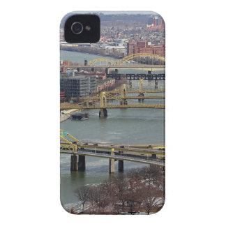 City of Bridges iPhone 4 Cases