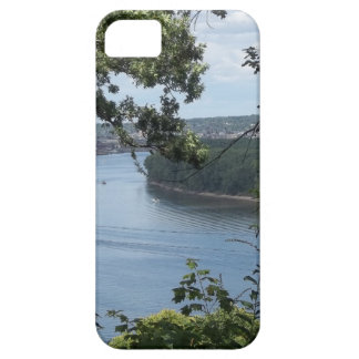 City of Dubuque, Iowa on the Mississippi River Barely There iPhone 5 Case