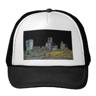 City of London Art Mesh Hats