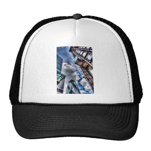 City of London Iconic Buildings Trucker Hats