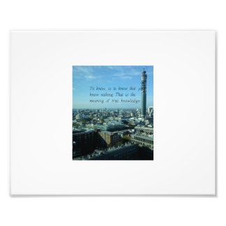 City of London Photographic Print