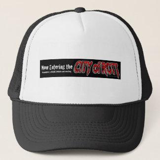 City of Rott Merchandise Trucker Hat