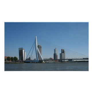City of Rotterdam Poster Print