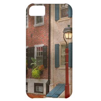 City - PA Philadelphia - American townhouse iPhone 5C Case