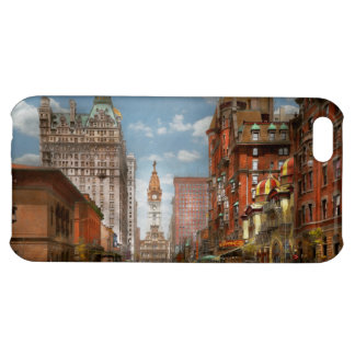 City - PA Philadelphia - Broad Street 1905 iPhone 5C Case
