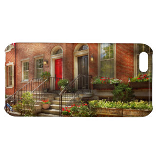City - PA Philadelphia - Pretty Philadelphia Cover For iPhone 5C