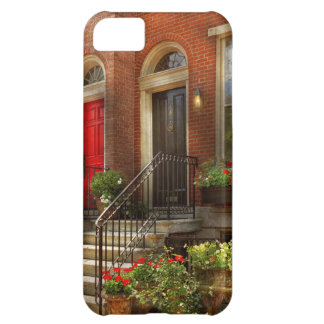 City - PA Philadelphia - Pretty Philadelphia iPhone 5C Case