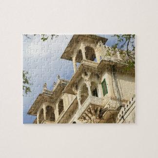 City Palace, Udaipur, Rajasthan, India Jigsaw Puzzle