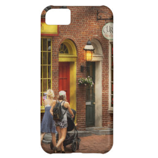 City - Philadelphia, PA - A day out with my baby iPhone 5C Case
