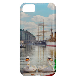 City - Philadelphia, PA - The gathering place iPhone 5C Case