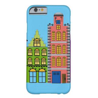 City Street Art on iPhone 6/6S Case