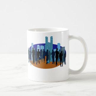 City Theme Coffee Mug