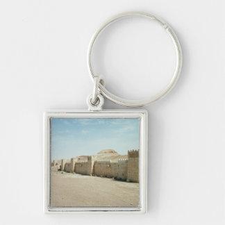 City walls key ring