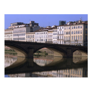 Cityscape of Florence Postcard