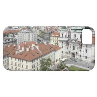 Cityscape of historical Prague, Czech Republic Barely There iPhone 5 Case