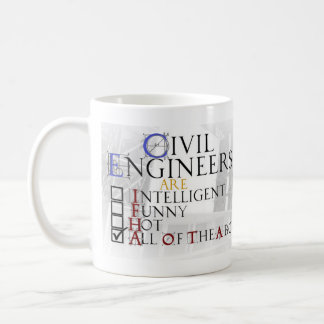 Civil Engineer Mug Woman