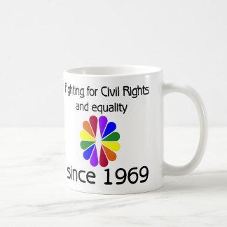 Civil Rights Basic White Mug