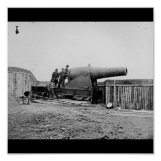 Civil War, Alexandria, Virginia, 1860-1865 Poster