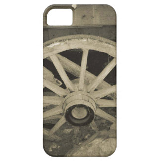 Civil War Wagon Wheel Case For The iPhone 5