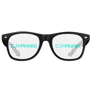 CJ Hawkes Party Glasses