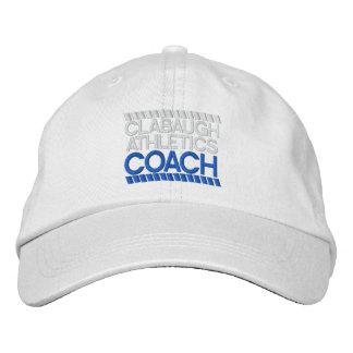 CLABAUGH ATHLETICS COACH hat