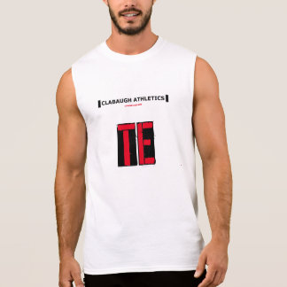 Clabaugh Athletics Tight End Sleeveless Shirt