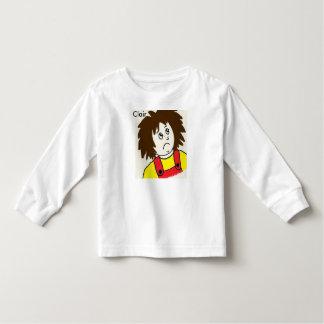 Clair. Character T Shirt. Toddler T-Shirt