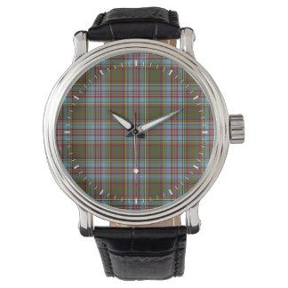 Clan Anderson Tartan Watch