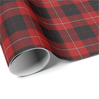 Clan Cunningham Scottish Tartan Wrapping Paper