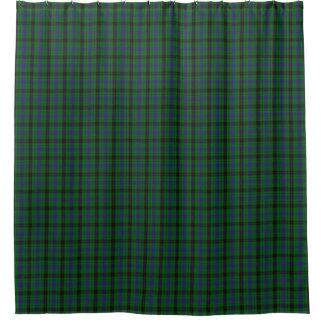 Clan Davidson Classic Scottish Tartan Shower Curtain