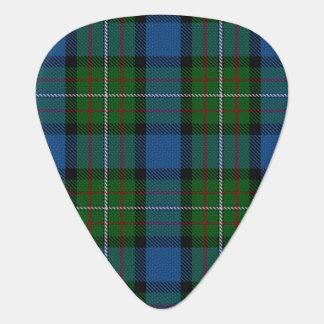Clan Fergusson Ferguson Sounds of Scotland Tartan Plectrum