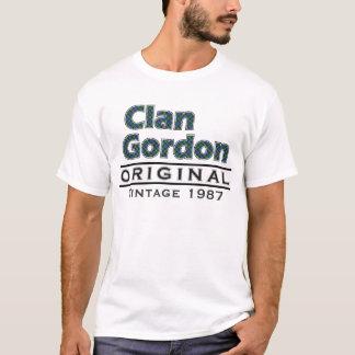 Clan Gordon Vintage Customize Your Birthyear T-Shirt