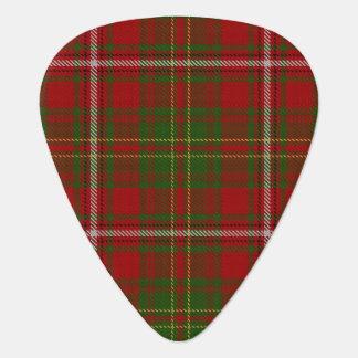 Clan Hay Sounds of Scotland Tartan Plectrum