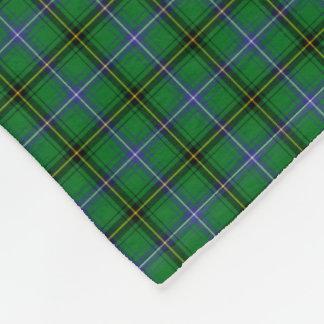 Clan Henderson Tartan Fleece Blanket