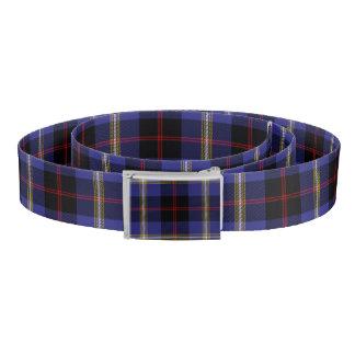 Clan Hill Tartan Belt