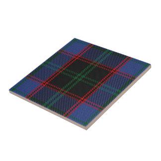 Clan Home Hume Scottish Expressions Tartan Tile