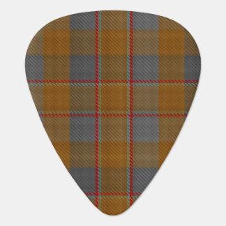 Clan Jardine Sounds of Scotland Tartan Plectrum
