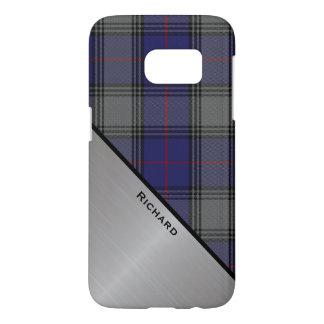 Clan Kinnaird Tartan Plaid Samsung S7 case