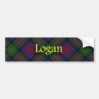 Clan Logan Scottish Bumper Sticker