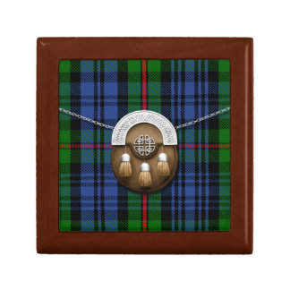 Clan MacKinlay Tartan And Sporran Gift Box