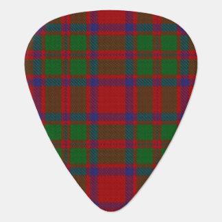Clan MacKintosh Sounds of Scotland Tartan Guitar Pick
