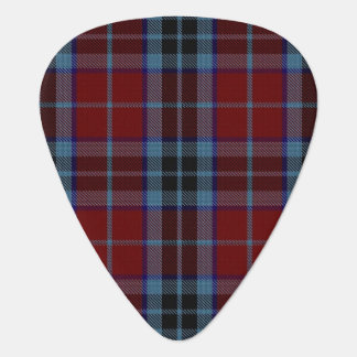Clan MacTavish Sounds of Scotland Tartan Plectrum
