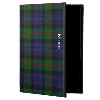 Clan Murray Plaid Custom iPad Air 2 Case