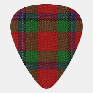 Clan Sinclair Sounds of Scotland Tartan Guitar Pick