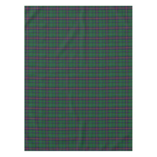 Clan Young Tartan Plaid Table Cloth